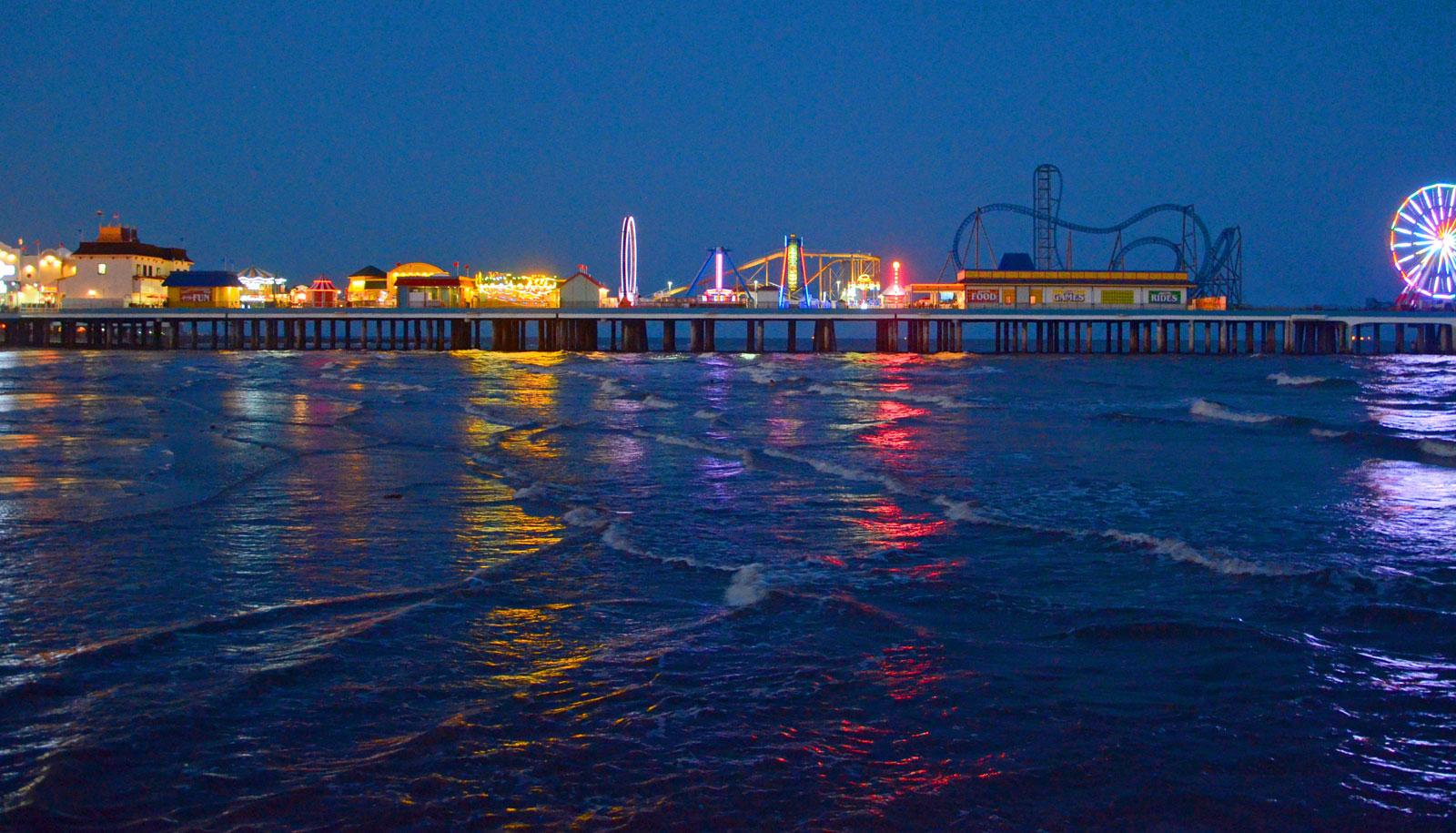 Galveston Island usa