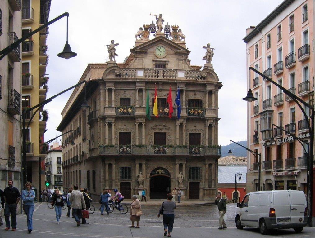 Pamplona_Rathaus_2005