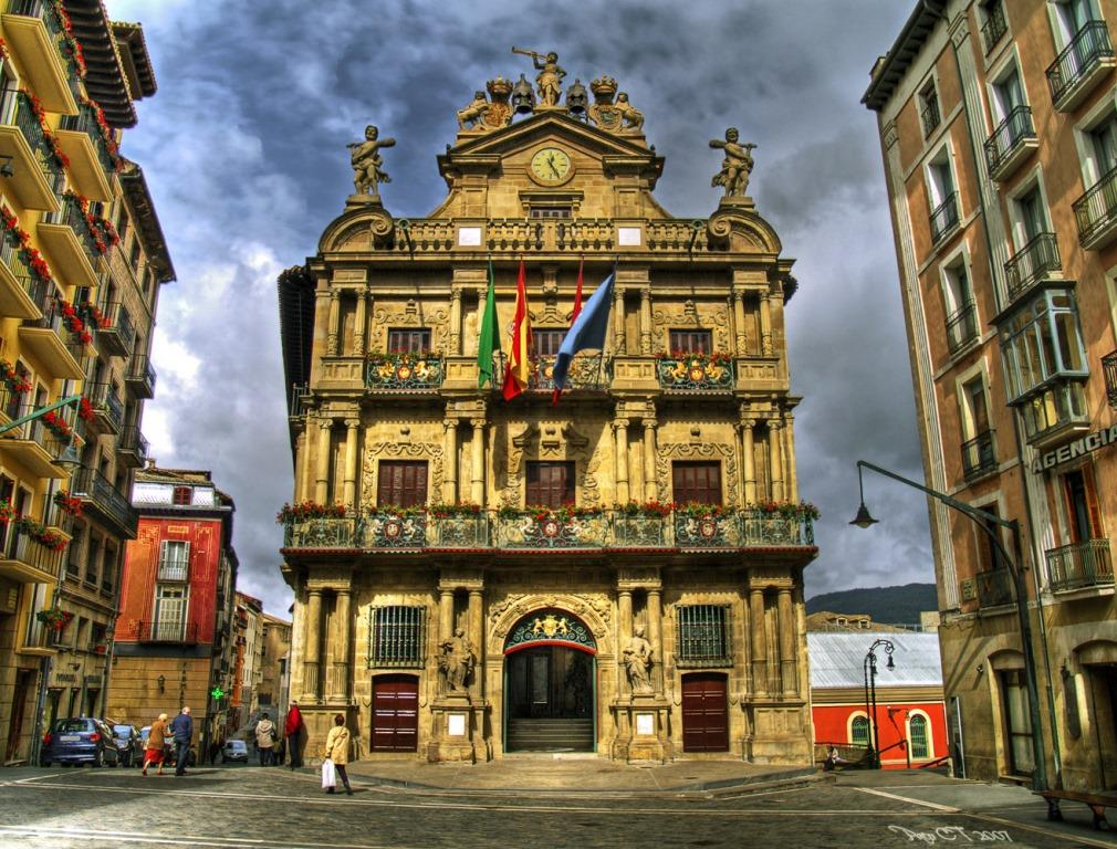 Pamplona Spain  City pictures : Pamplona, Spain | Tourist Destinations