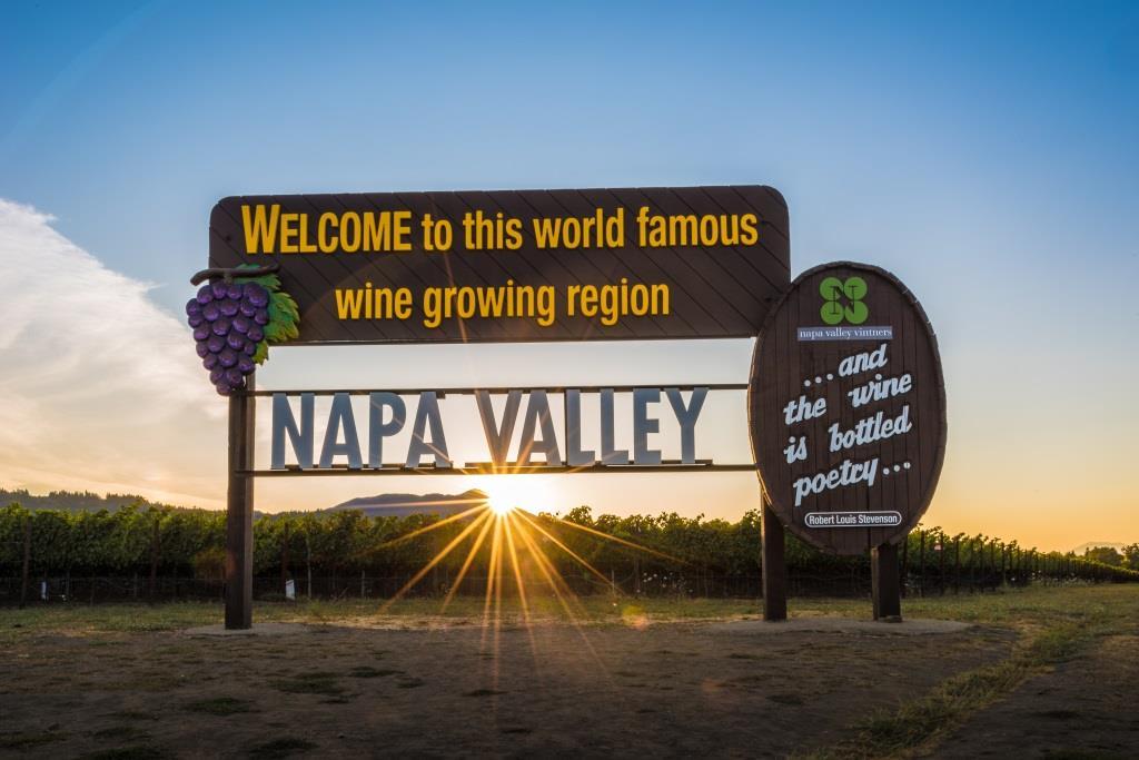 Napa Valley Opener