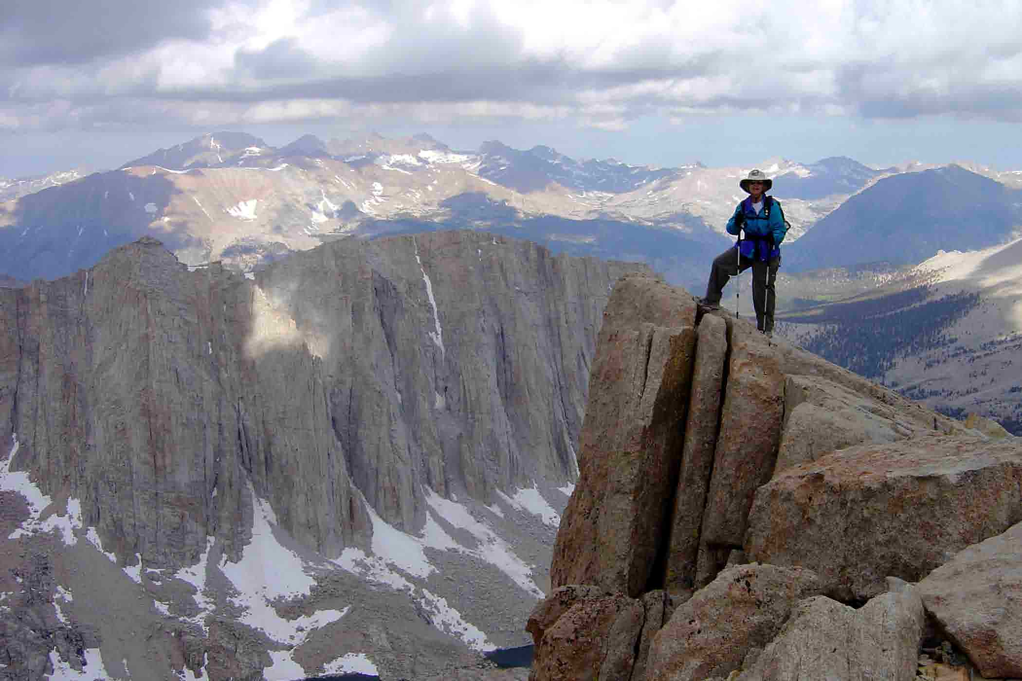 mount whitney backpacking destinations